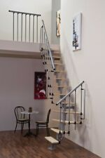 Space Saving Modular Loft Staircase, Minka Joker 1/4