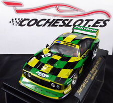 FORD CAPRI RS TURBO NURBURGRING 1981NEGRO VERDE AMARILLO Nº4 REF.A143 FLY