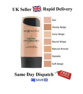 !!RRP£9.99!! Max Factor Lasting Performance 35ml  - Choose Your Shade
