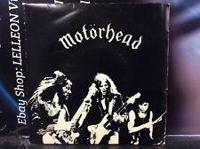 """Motörhead Motörhead/ City Kids 7"""" Single Vinyl Record NS13 A2/B2 Rock 70's 1977"""