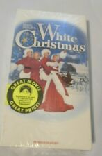 Irving Berlin's White Christmas (VHS, 1990, Bing Crosby) NEW/SEALED **FREE S/H**