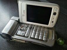 Nokia N93 silber, Zeiss Objektiv, Vario Tessar, Handy in OVP mit Zubehörpaket