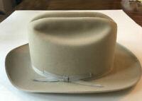 Vintage Royal Stetson Hat Men's Size 6 7/8 Men's Accessory Mint Condition