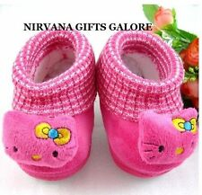 Slip - on Wide Baby Shoes