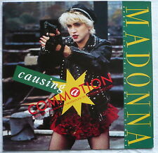 """MADONNA - Causing a commotion (Silver screen mix) - 12""""-Maxi"""
