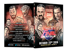 Official ROH Ring of Honor - Road To Final Battle 2016 : Lakeland Event DVD
