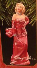Marilyn Monroe Hallmark Keepsake Ornament Marilyn Monroe #1 Series 1997
