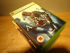 Assassins Creed Xbox 360 manual included FREE P&P