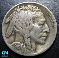 1919 S Buffalo Nickel  --  MAKE US AN OFFER!  #B0717