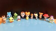 Disney Toy Story 4 MINIS Blind Bags Complete Set 12 Figures Woody Forky SEALED