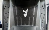ADHESIVO resina 3D PROTECCIÓN ESTRIBO compatible para scooter XCITING 400 Kymco