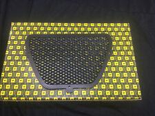 FERRARI 430 COUPE,SPIDER REAR BUMPER CENTER GRILL P/N 67772700