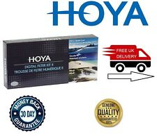 Hoya 58mm Digital Filter Kit Mark II HK-DG58-II (UK Stock)