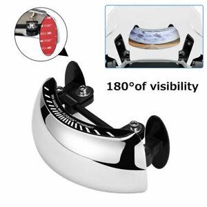 180° Windscreen Rearview Mirror For Honda VFR800 ST1100 VTR1000 RVT1000R RC51