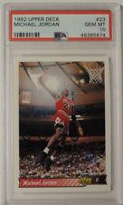 Michael Jordan 1992 Upper Deck #23 PSA 10