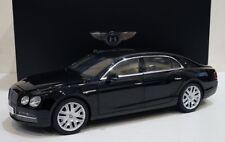 1/18 KYOSHO  RARE Bentley Flying Spur W12 (Blue Black / Onyx) ITEM:8891NX