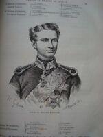 LE FAURE-HISTOIRE DE LA GUERRE FRANCO-ALLEMANDE 1870-71-1875-ILLUSTRATISSIMO