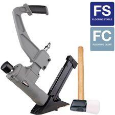 Hardwood Flooring Nailer 16 Gauge Pneumatic 3 in 1 Floor Air Nail Gun Stapler