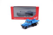 #307581 - Herpa IFA G5 Muldenkipper - blau - 1:87