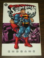 Superman Endgame by Mark Millar DC Comics (Paperback)< 1563897016