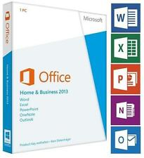 Microsoft Office 2013 Home & Business (PKC-card)
