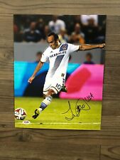 LANDON DONOVAN (LA Galaxy) signed / autographed 11x14 photo ~ PSA/DNA COA