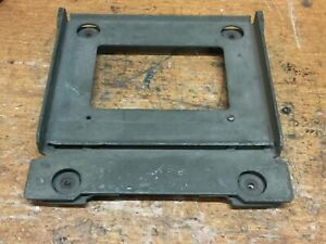 AM-598 PRC 8 9 10 MT-759 Mounting Base (USED) M38 M38A1 M37 Army Jeep Truck