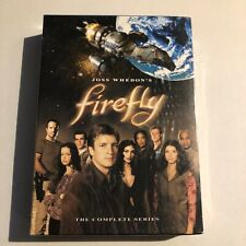Firefly - The Complete Series (Dvd, 2003, 4-Disc Set) New Sealed Joss Whedon