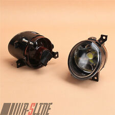 A Pair LED Fog Lamp Light H11 Piug For VW Golf MK5 Jetta Scirocco UP Citigo Mii