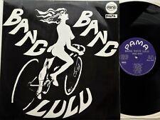 Bang Bang Lulu - Various LP 1968 1st UK Press Puma PMLP 4 Mono Rocksteady