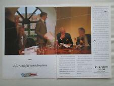 10/1988 PUB EUROJET EJ200 ENGINE FIAT AVIO MTU ROLLS-ROYCE ITP EUROFIGHTER AD