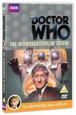 Doctor Who: The Ambassadors of Death (Remastered) [DVD] BRAND NEW/SEALED Dr Who