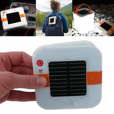 1*Inflatable Light Solar Powered Inflatable LED Torch 150 Lumens Light Lantern