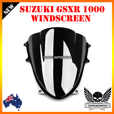 Double Bubble Windshield Windscreen Visor Suzuki GSXR 1000 Hayabusa 2009-2011 K9