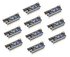 10 pcs Nano Microcontroller Board ATmega328P V3.0 CH340G
