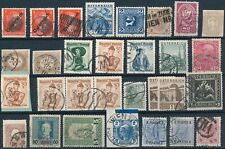 Lot Stamp Germany Austria WWII Hitler Ossterreich Empire U