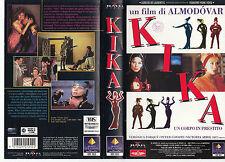 Kika. Un corpo in prestito (1993) VHS
