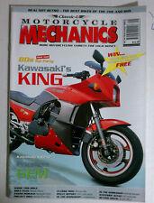 MOTORCYCLE MECHANICS CAFE RACER 2003 SEPTEMBER KAWASAKI KR250 80'S TOP FOURTY