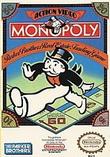 Monopoly (Nintendo Entertainment System, 1991)