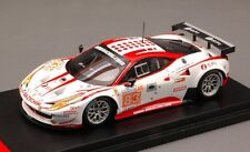 Ferrari 458 Italia #83, JMB 2012 Le Mans, Fujimi TrueScale FJM1343009 Resin 1/43