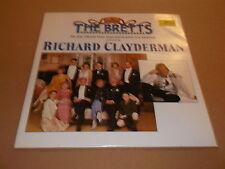 "RICHARD CLAYDERMAN "" THE BRETTS "" ITV SERIES 7"" SINGLE PIC SLEEVE EX/EX"