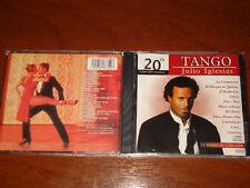 JULIO IGLESIAS CD TANGO + BONUS 21 TEMAS 20 ANIVERSARIO