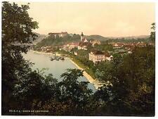 Grein Upper Austria A4 Photo Print