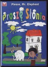 Prosze Slonia  (DVD)  NTSC   1978 Polska Bajka  POLISH