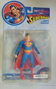 NEW DC DIRECT SERIES 1 REACTIVATED SUPERMAN ACTION FIGURE! B57