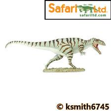 Safari grande Giganotosaurus giocattolo di plastica JURASSIC DINOSAURO PREISTORICO NUOVO 💥