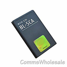 Genuine Nokia BL-5CA 1100 1112 1200 1208 1209 1650 1680c Battery