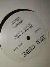 "Ice Cube Steady Mobbin (Clean) b/w No Vaseline 12""  Priority PVL-6610 1991 VG"