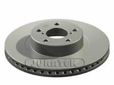 JURATEK FRONT BRAKE DISC FOR SUBARU FORESTER 2.0 AWD 1994CCM 122HP 90KW (PETROL)