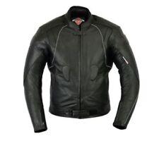 Blousons noirs tous epaule pour motocyclette